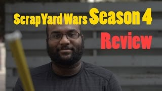 Scrapyard Wars season 4 - Review