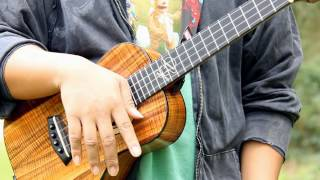 Uke Minutes - How to Chunk on Ukulele