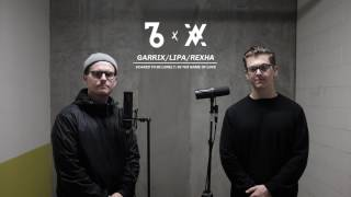 Martin Garrix/Dua Lipa/Bebe Rexha | Scared to Be Lonely/In The Name of Love (Audio) (Max&Zac Cover)