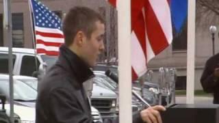 """Robert Erickson"" Speech to MN Tea Party Against Amnesty"