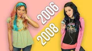 How we Dressed in Middle School