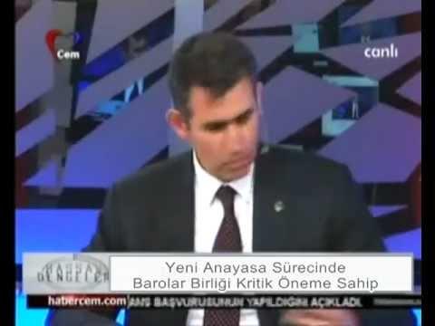 Feyzioğlu Türkiye Barolar Birliği Başkanlığı'na aday olma nedenlerini açıklıyor