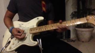 Calvin Harris//Slide guitar cover