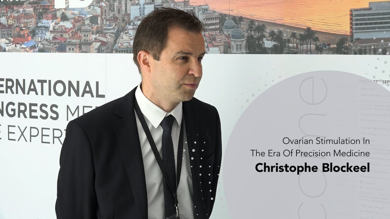 3rd Meeting the Experts: Christophe Blockeel. Ovarian Stimulation In The Era Of Precision Medicine. Instituto Bernabeu