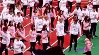 170116 ISAC 2017  Openning   BTS Kim Taehyung Focus