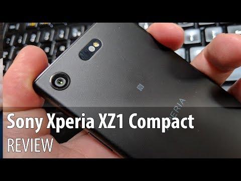 Sony Xperia XZ1 Compact Review în Limba Română