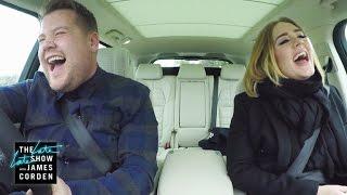 Adele Carpool Karaoke: Coming Wednesday