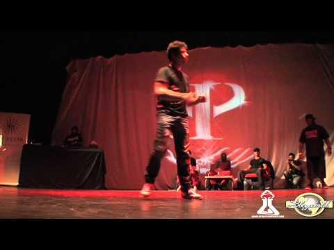Lil G vs Simo | 8 ONE POWERMOVE 2011