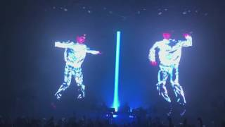 The Chemical brothers Live at London / Eventim Apollo / 12.10.2016 / HQ 60FPS