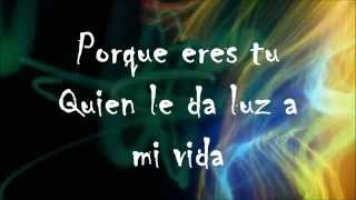 Jhonatan Luna - La Niña De Mis Ojos (letra)