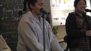 The Pussycat Dolls - I Hate This Part Right Here - Live Cover by Jasmine & Annastasia