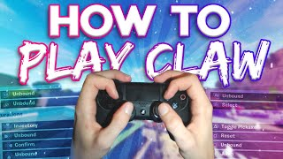 HOW TO CLAW *In Depth Guide* (Hand Cam) - Fortnite