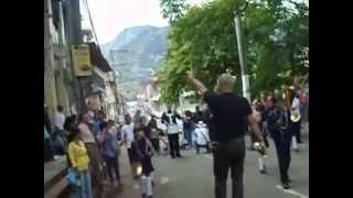 Desfile Tamborines 2 (2015) Banda Músico Marcial Nuestra Señora del Rosario