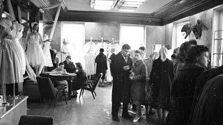 В салоне для новобрачных  / In the Bridal Salon, Moscow - 1961