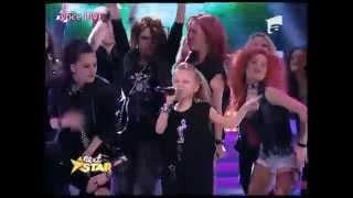 "Mara Berechet - Joan Jett - ""I Love Rock 'n' Roll"" - Next Star"