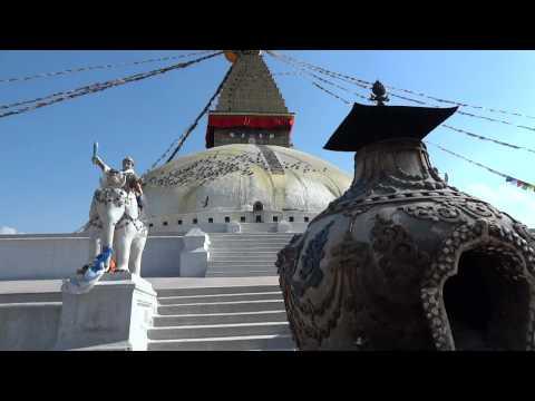 Boudhanath Stupa, Kathmandu, Nepal 2