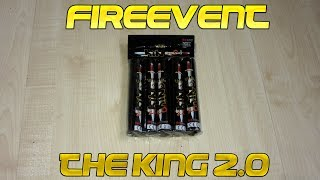 Fireevent - The King 2.0 | Silvester 2017/2018 [1080P FullHD]