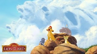 Call of the Guard (Theme Song) | The Lion Guard | Disney Junior