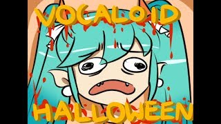 Halloween Candy (Vocaloid Animatic)