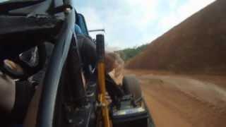 Kart Cross 600cc - Gopro Onboard