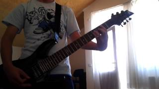 maNga-Beni Benimle Bırak(Guitar Cover)