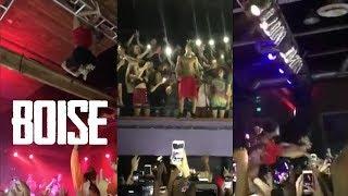 """XXXTentacion - Live performance (BOISE - THE REVENGE TOUR) + New Song """"Preview"""""""