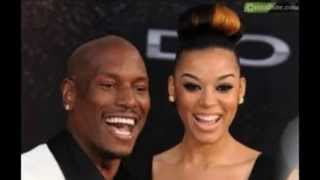 Tyrese ~''How You Gonna Act Like That''