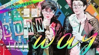 「PZS」BORN THIS WAY - YOUTUBERS LGBTQ+
