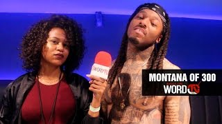 Montana of 300 Interview at Riot Fest