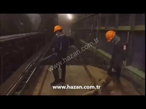 Demir Çelik Tufal Demir Tozu Vakumu