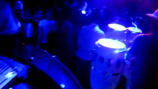 live percussion by BORIS PETTHMAN & dj MARCO DI CONTI @ HENNESSY Torino part 2