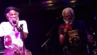 The Congos - A Capella 2013