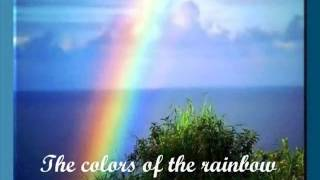 """Louis Armstrong  """"What a Wonderful World"""" By: Louis Armstrong w/ Lyrics (HD)"""