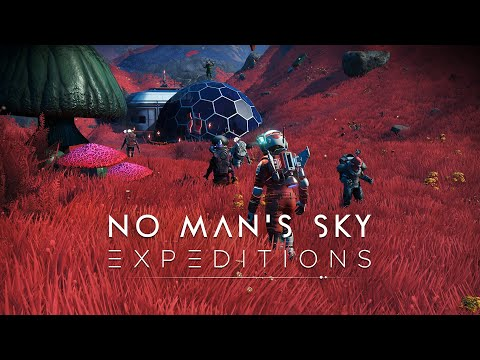 WTFF::: Latest No Man\'s Sky patch adds Beachhead Expedition and bug fixes