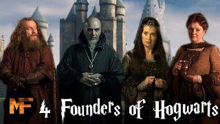 Four Founders of Hogwarts & Hogwarts Origins Explained