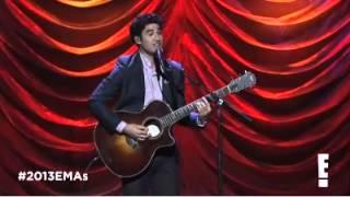 Darren Criss - What a Wonderful World [Environmental Media Awards]