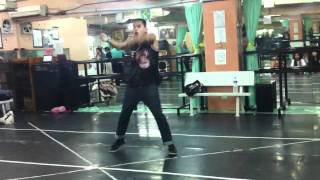 Back It Up and Dump It - choreographed by Nic Quinones