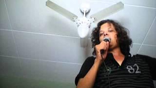 cristiano canta oraçao de um homem triste