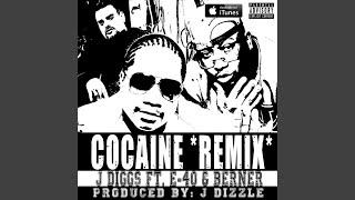 Cocaine (feat. E-40 & Berner)