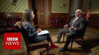 Full interview: Trump National Security Adviser HR McMaster - BBC News