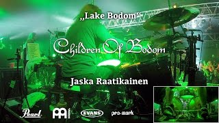 Jaska Raatikainen - Children Of Bodom | Lake Bodom live @ Theaterfabrik München 21/03/17