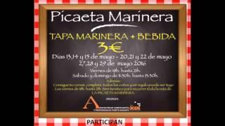 Picaeta Marinera - 2016 PUERTO SAGUNTO , ACPS, OSCOMARCAL