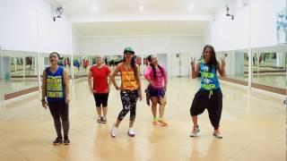 Subeme La Radio By  Enrique Iglesias - Zumba Choreo By Chenci At BFS Studio Sangatta -Kaltim