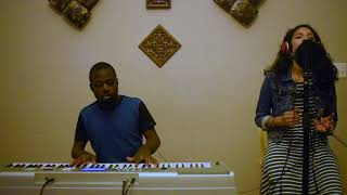 Scared To be Lonely -- Beckah Shae's version (Jenica Jiron ft. Bobby Kerns) cover