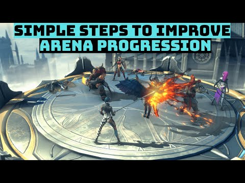 How to Improve in the Arena from Bronze to Platinum I Raid Shadow Legends