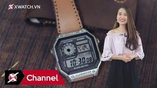 Đồng hồ gây bão CASIO AE1200WHD - CHỈ 1 TRIỆU ĐỒNG