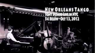 New Orleans Tango (Original Song) - Tony DeSare (Live)