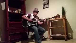Se va muriendo mi alma - cover acustico guitarra