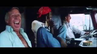 Convoy pelicula 1978 (escena sándwich)