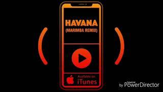 Marimba remix of havana plus flute and ukulele that was played by me